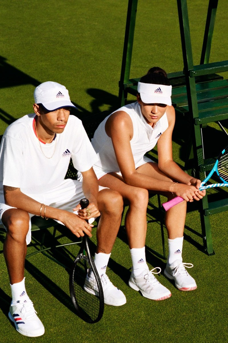 Adidas collaborates with Palace for Tennis Collection