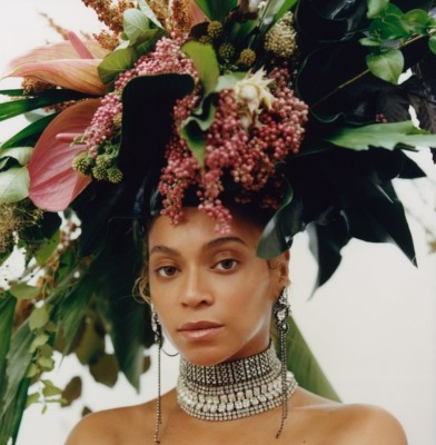 Beyonce graces the September cover of US Vogue