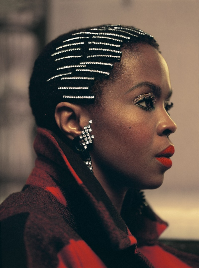 Lauryn Hill designs capsule collection for Woolrich
