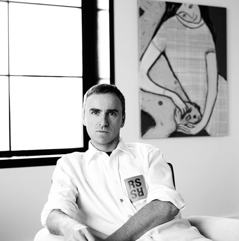 Raf Simons to be honored at the American Folk Art Museum