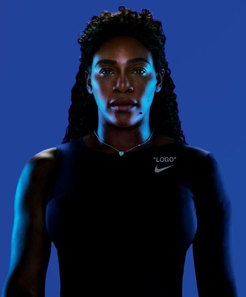 Virgil Abloh and Serena Williams team up with Nike