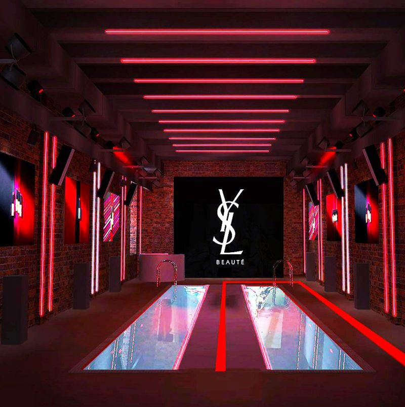 YSL to open beauty-hotel during New York Fashion Week