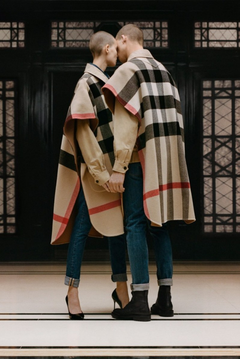 Burberry announces its departure from real fur