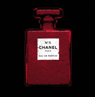 Chanel No 5 announces limited-edition red bottle