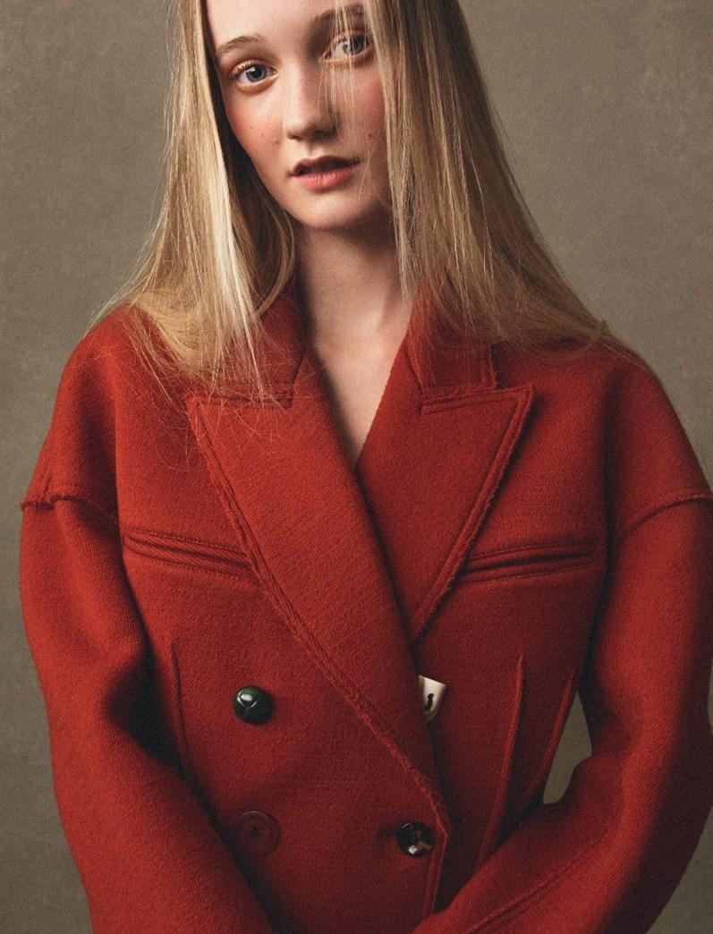 Model of the Week: Elizabeth Yeoman