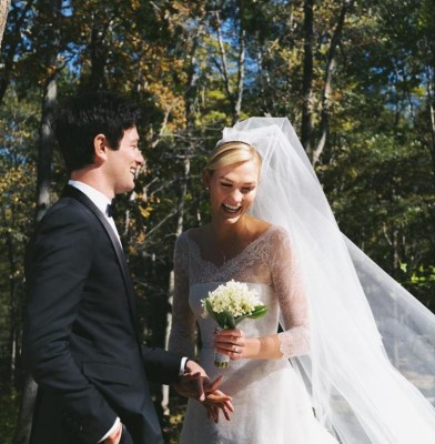 Karlie Kloss Is Married!