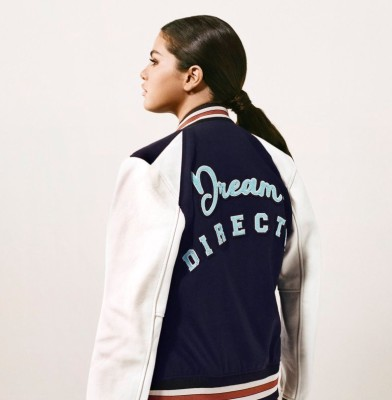 Coach collaborates with Selena Gomez and Michael B. Jordan