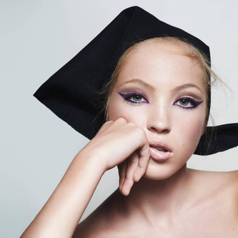 Kate Moss\' daughter Lila Moss makes her modelling debut