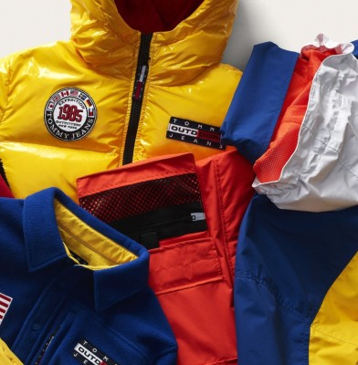 Tommy Hilfiger launches Outdoors capsule collection