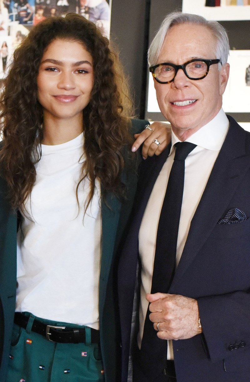 Zendaya is the new face of Tommy Hilfiger
