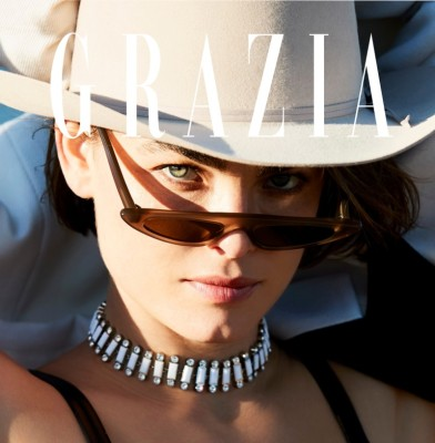 Bambi Northwood-Blyth is Grazia Australia\'s October Cover Star