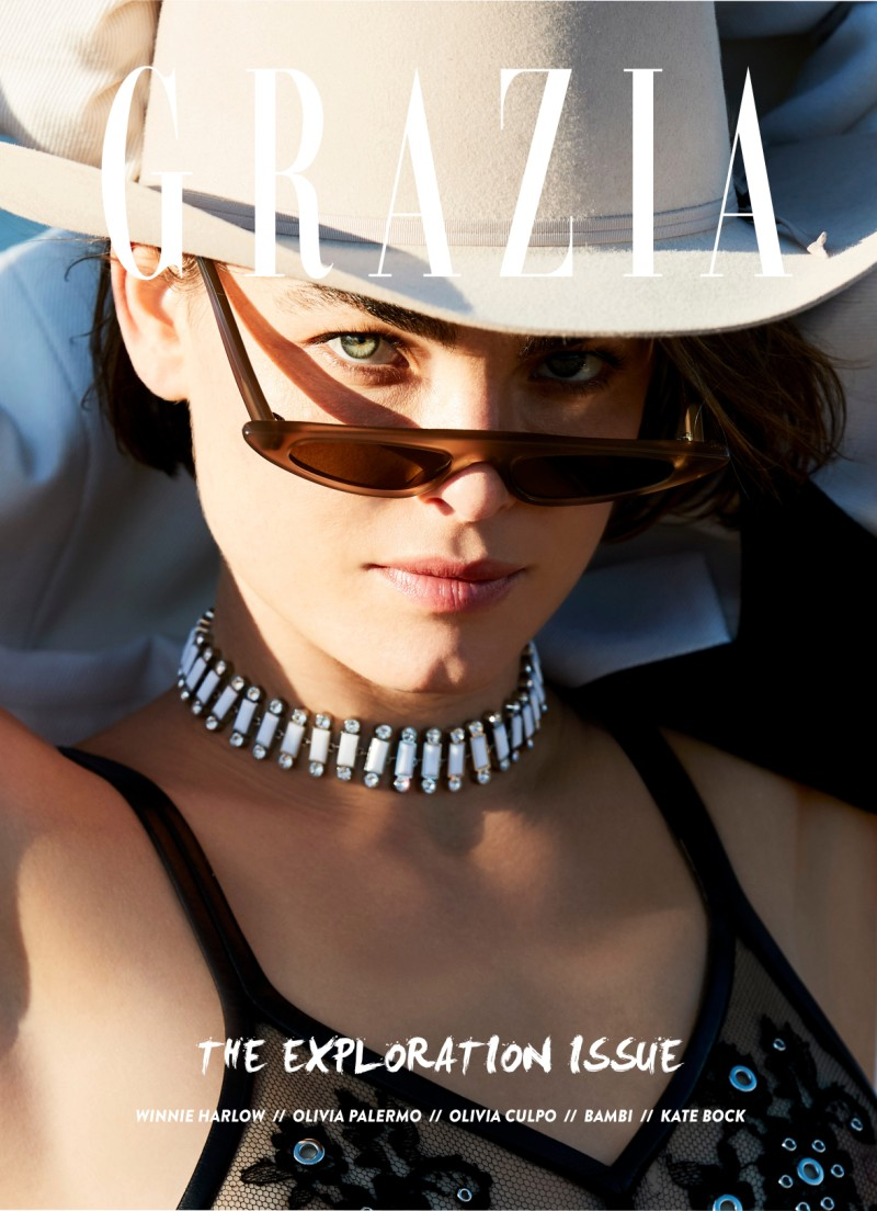 Bambi Northwood-Blyth is Grazia Australia\'s October Cover Star