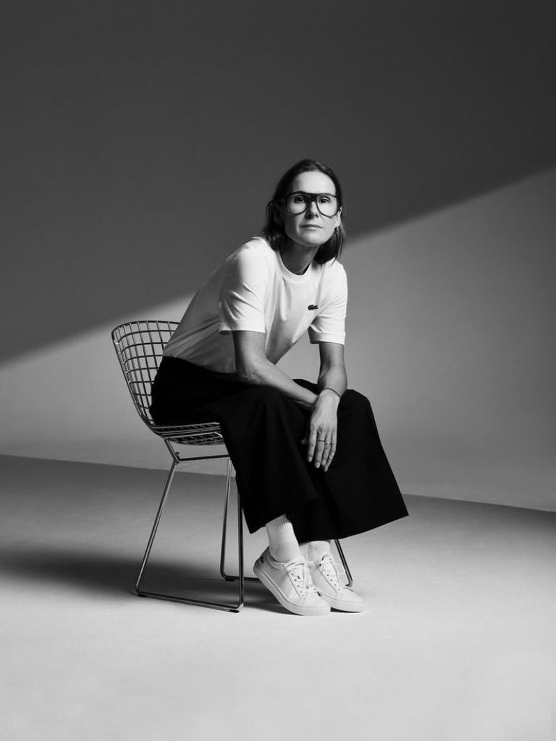Lacoste appoints Louise Trotter as new creative director