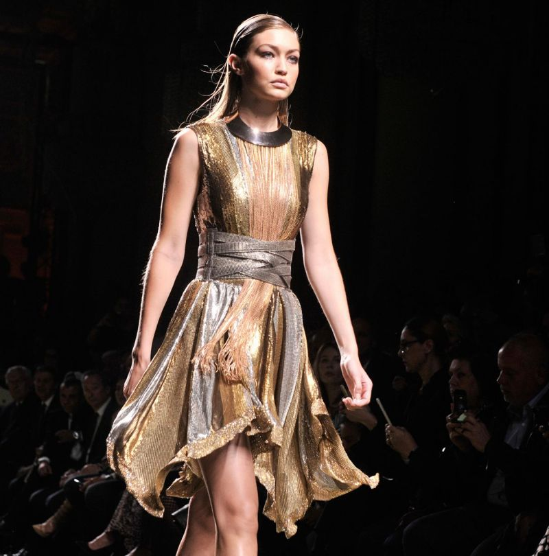 Balmain is returning to Paris Couture Week for the first time in 16 years