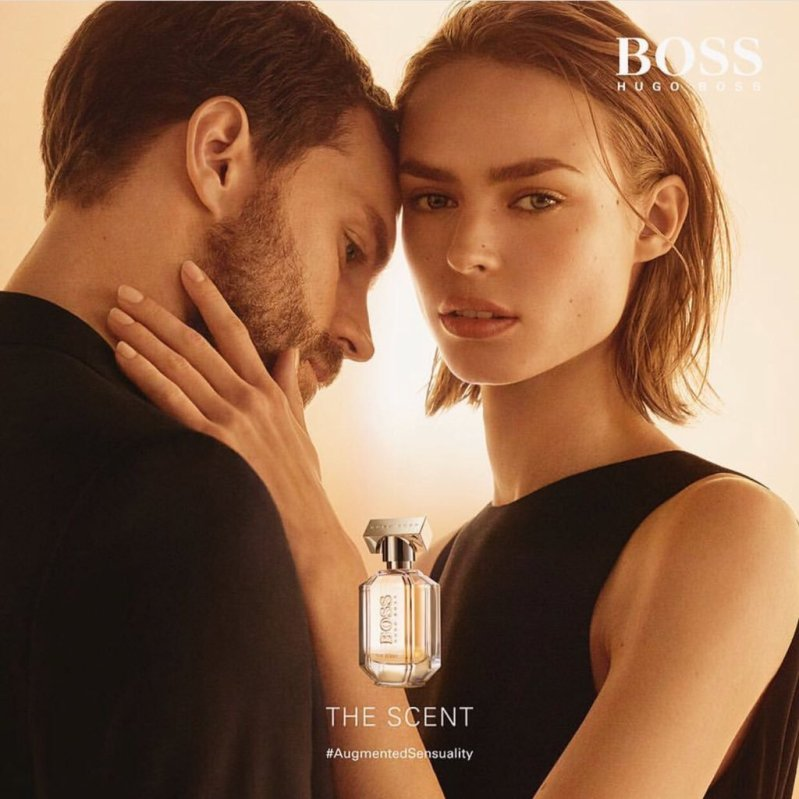 Birgit Kos fronts Hugo Boss\' latest campaign alongside Jamie Dornan