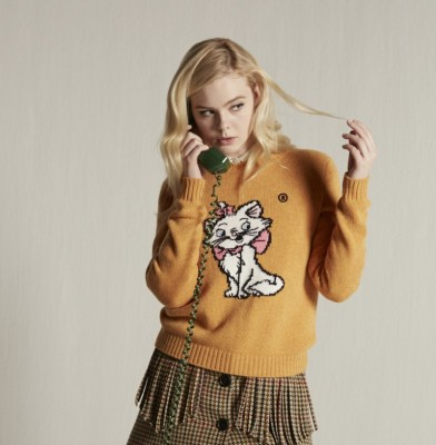Miu Miu launches Little Cats capsule collection
