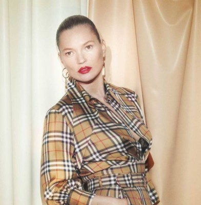Vivienne Westwood\'s collection for Burberry has launched