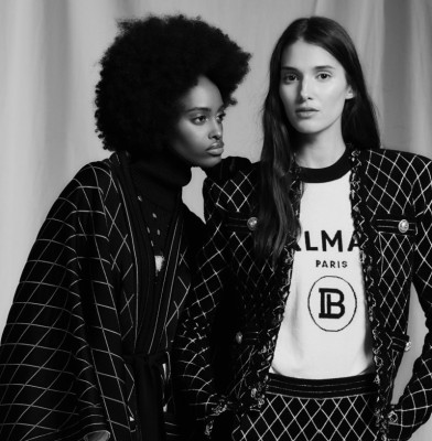 Balmain launches its own app