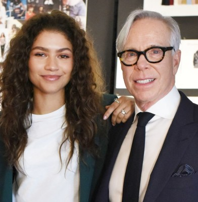 Tommy Hilfiger and Zendaya to debut first collaboration in Paris