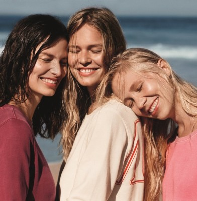Anna Ewers fronts Marc O\'Polo\'s latest campaign alongside her sisters