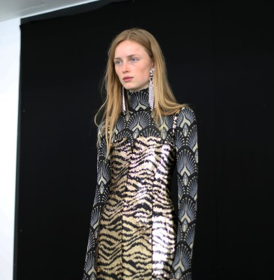 Paco Rabanne\'s new collection takes inspiration from old Hollywood and \'80s disco