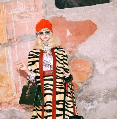 Gucci will present its Cruise 2020 Collection in Rome