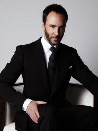 Tom Ford is the next Chairman of the CFDA