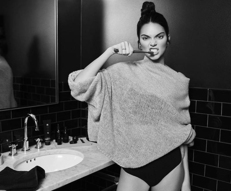 Kendall Jenner launches new Oral beauty Line