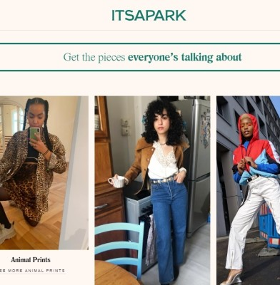H&M launches fashion advice forum Itsapark