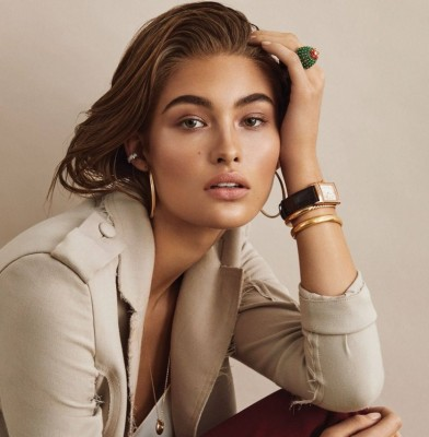 Grace Elizabeth is a Victoria\'s Secret Angel