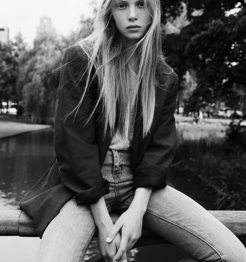 Model of the Week: Tes Linnenkoper