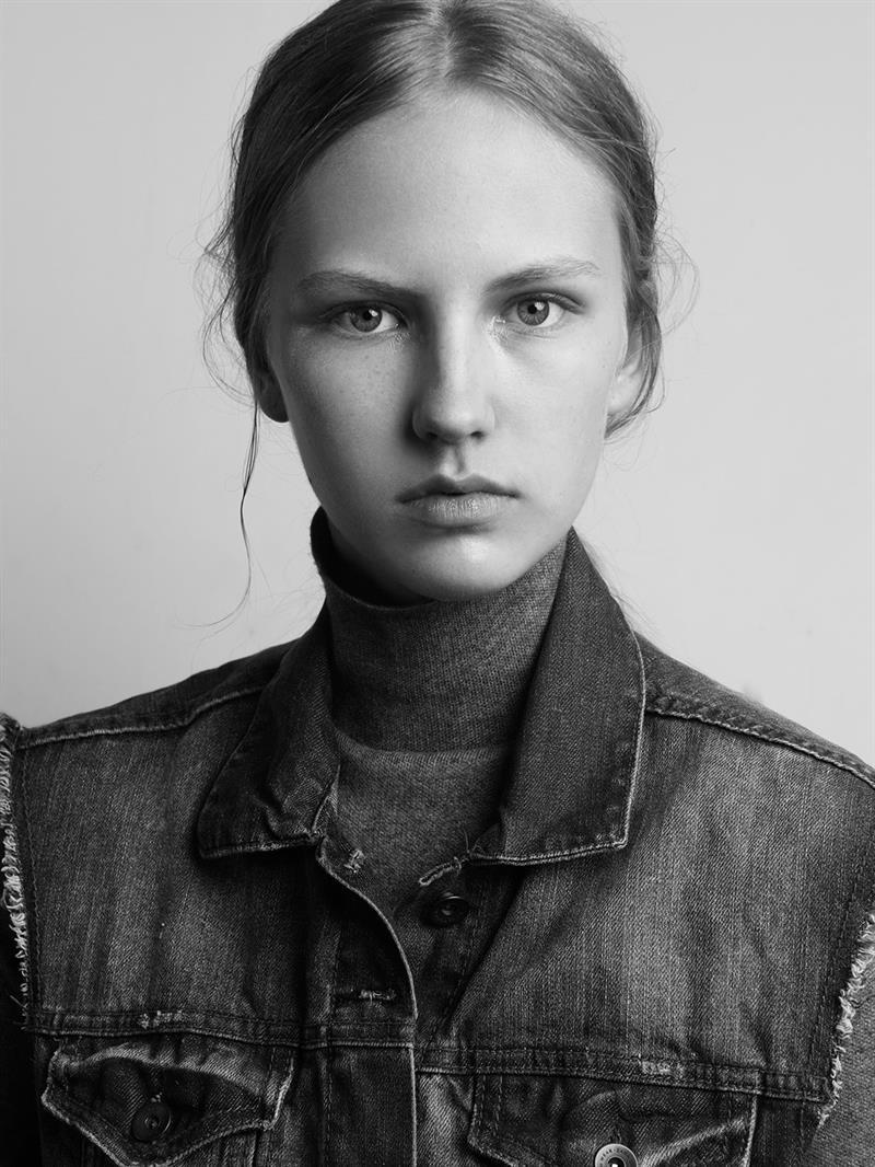 Model of the Week: Paula Galecka
