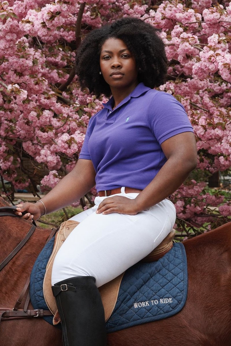 Polo Ralph Lauren celebrates Black Equestrians in its latest Campaign