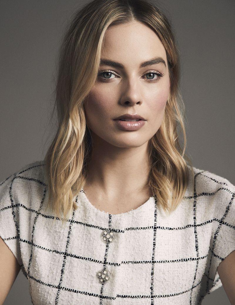 Margot Robbie is Chanel\'s New Fragrance Ambassador
