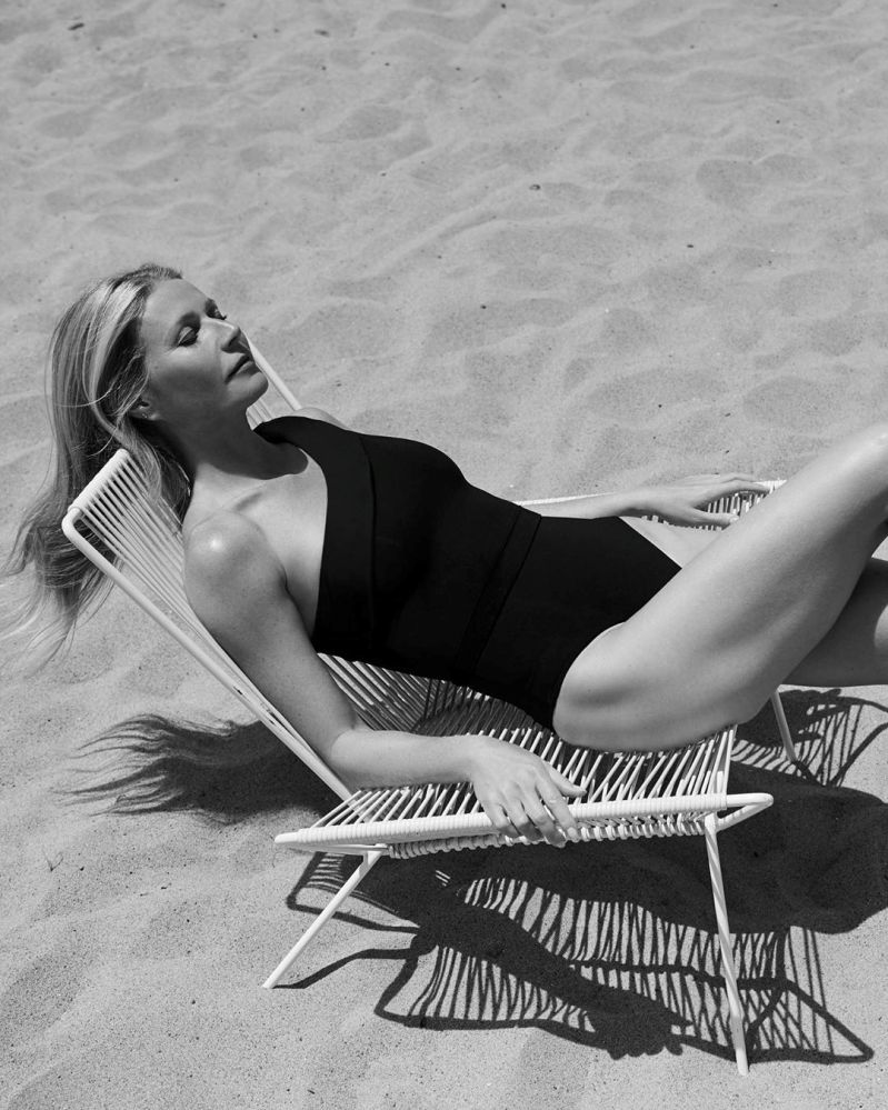 Gwyneth Paltrow launches new Goop swimwear line
