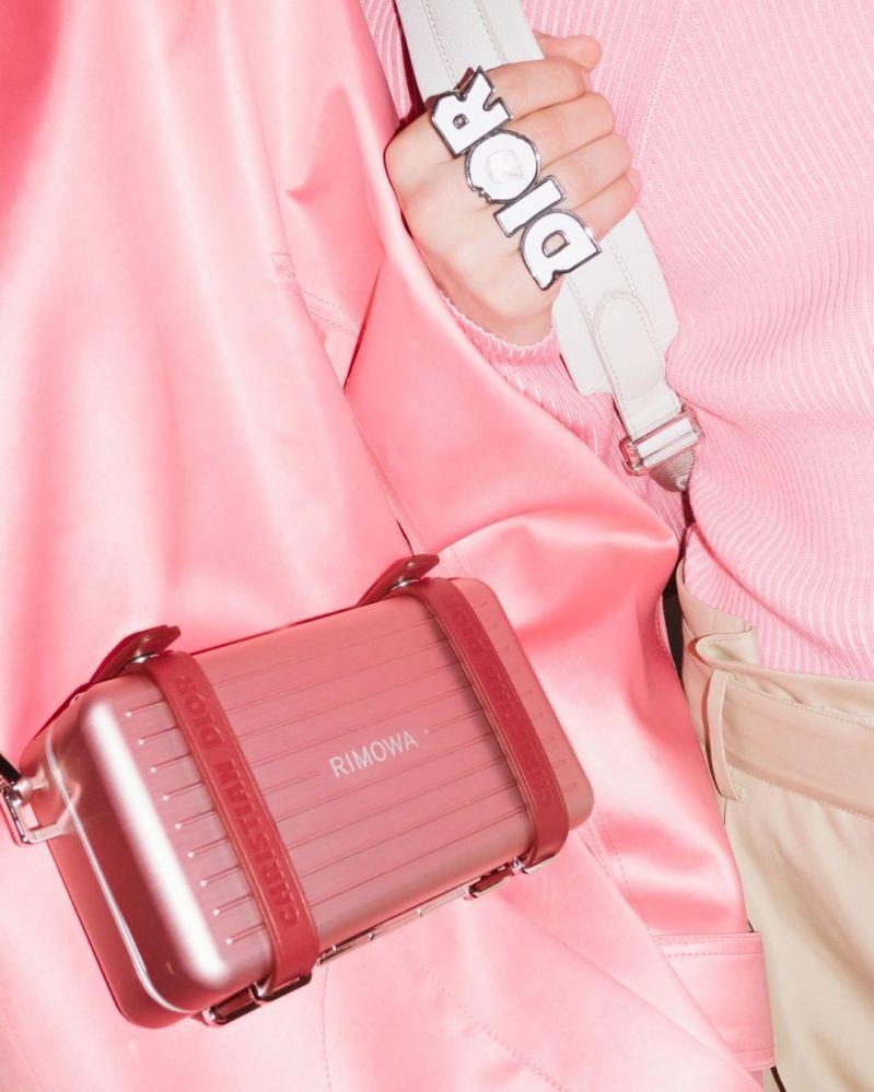 Dior and Rimowa Unveil Monogram Collaboration