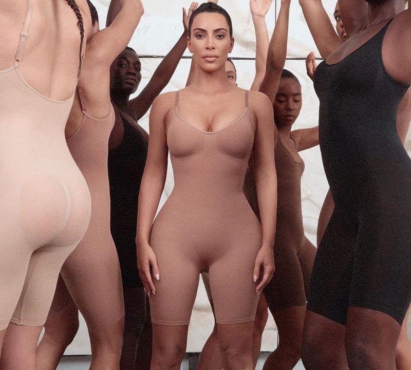 Kim Kardashian launches shapewear line