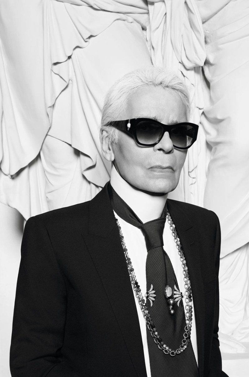 Karl For Ever: The fashion world pays homage to Karl Lagerfeld in Paris