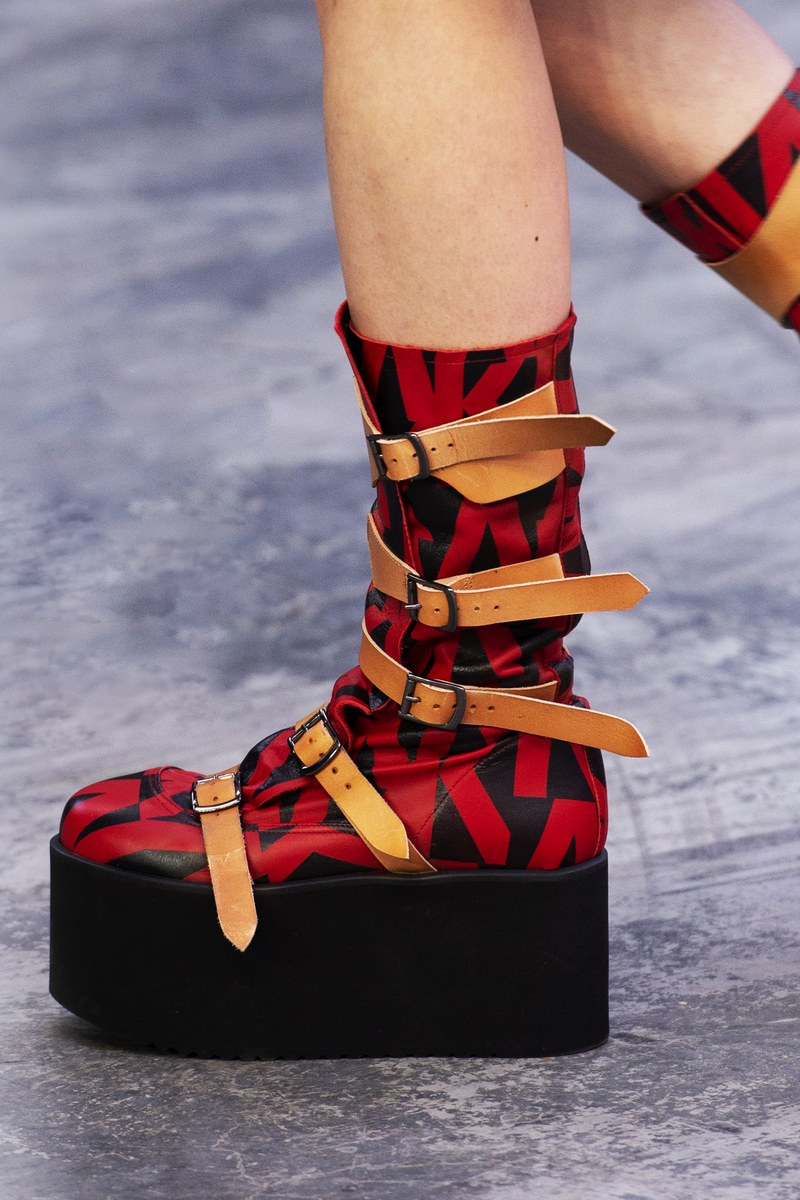 Vivienne Westwood teams up with Buffalo London for Trendy Platforms