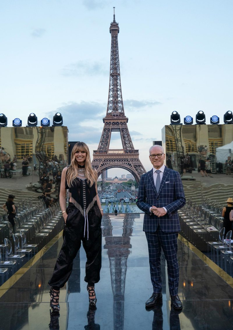 Heidi Klum gets new Amazon Fashion series