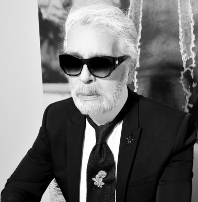 Cara Delevingne and friends are designing a tribute collection for Karl Lagerfeld