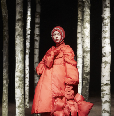 Moncler launches third collaboration with Simone Rocha