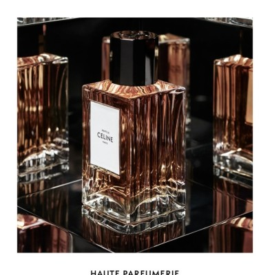Celine is launching a Perfume Collection