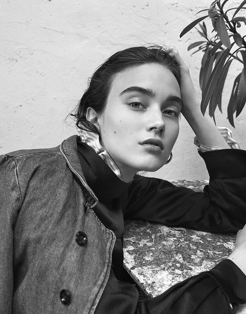 Model Of The Week: Eliza Ryszewska