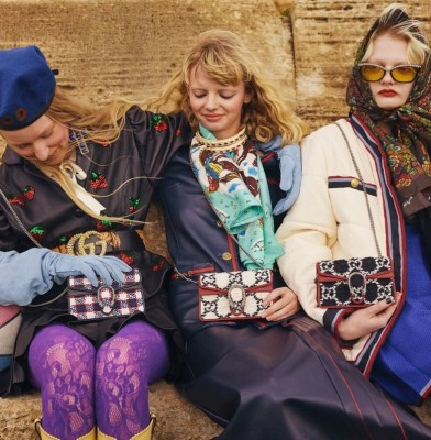 Gucci hires head of diversity in the wake of criticism
