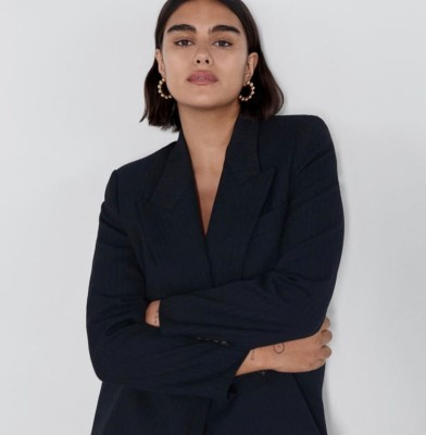 Jill Kortleve becomes Zara\'s first curvy campaign model