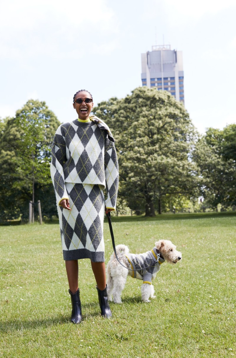 H&M and Pringle of Scotland launch knitwear collection