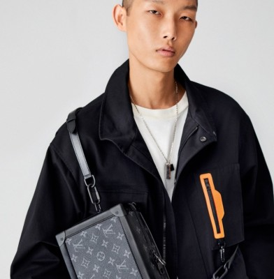 Virgil Abloh reinvents 4 classic Louis Vuitton bags