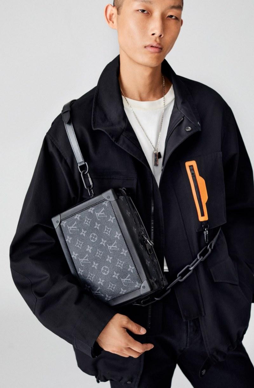 Virgil Abloh reinvents 4 classic Louis Vuitton bags
