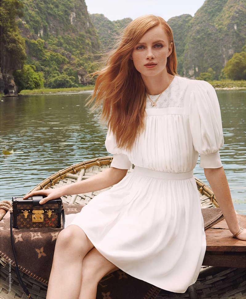 Louis Vuitton Launches First Travel Campaign In 4 Years